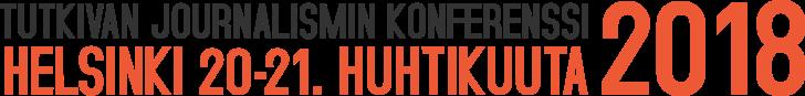 Tutki!2018 konferenssi Helsinki 20-21. Huhtikuuta