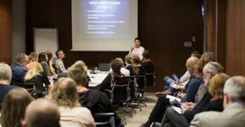 Kiitos osallistujille ja esiintyjille Tutki!2018-konferenssista!